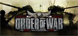 Banner artwork for Order of War.