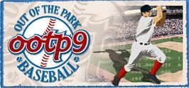 Banner artwork for Out of the Park Baseball 9.