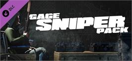 Banner artwork for PAYDAY 2: Gage Sniper Pack.