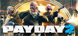 Banner artwork for PAYDAY 2.
