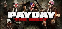 Banner artwork for PAYDAY The Heist.