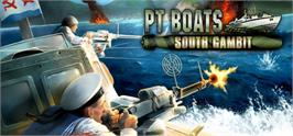 Banner artwork for PT Boats: South Gambit.