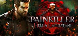 Banner artwork for Painkiller: Hell and Damnation.