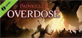 Banner artwork for Painkiller Overdose Demo.