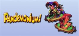 Banner artwork for Pandemonium.