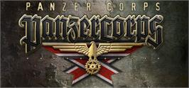 Banner artwork for Panzer Corps.