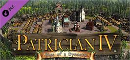 Banner artwork for Patrician IV: Rise of a Dynasty.