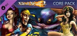 Banner artwork for Pinball FX2 Core pack.