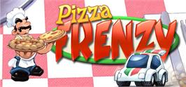Banner artwork for Pizza Frenzy Deluxe.