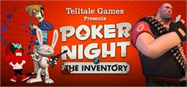 Banner artwork for Poker Night at the Inventory.