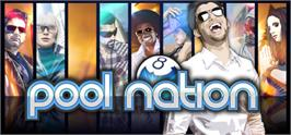 Banner artwork for Pool Nation.