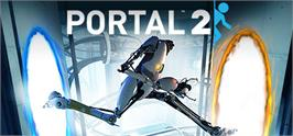 Banner artwork for Portal 2.