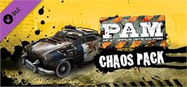 Banner artwork for Post Apocalyptic Mayhem: DLC - Chaos Pack.