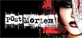 Banner artwork for Post Mortem.