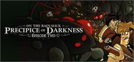 Banner artwork for Precipice of Darkness, Episode Two.