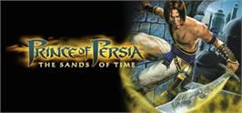 Banner artwork for Prince of Persia®: The Sands of Time.