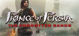 Banner artwork for Prince of Persia: The Forgotten Sands.