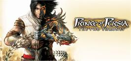 Banner artwork for Prince of Persia: The Two Thrones.