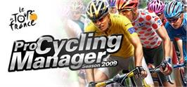 Banner artwork for Pro Cycling Manager - Tour de France 2009.