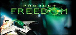 Banner artwork for Project Freedom.