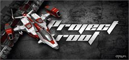 Banner artwork for Project Root.