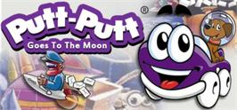 Banner artwork for Putt-Putt® Goes to the Moon.