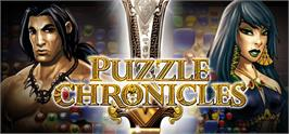 Banner artwork for Puzzle Chronicles.