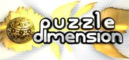 Banner artwork for Puzzle Dimension.