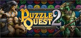 Banner artwork for Puzzle Quest 2.