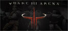 Banner artwork for Quake III Arena.