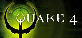Banner artwork for Quake IV.
