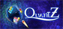 Banner artwork for Quantz.