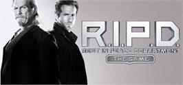 Banner artwork for R.I.P.D.: The Game.