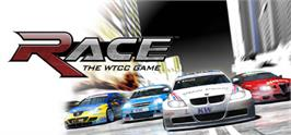 Banner artwork for RACE - The WTCC Game.