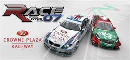 Banner artwork for RACE 07: Andy Priaulx Crowne Plaza Raceway (Free DLC).