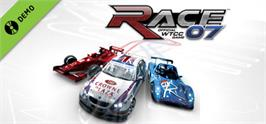 Banner artwork for RACE 07.
