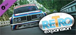 Banner artwork for RETRO  Expansion Pack for RACE 07.