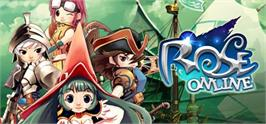 Banner artwork for ROSE Online.