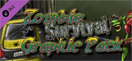 Banner artwork for RPG Maker: Zombie Survival Graphic Pack.