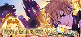 Banner artwork for RPG Maker VX Ace Lite.