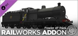 Banner artwork for RailWorks Fowler 4F Pack.