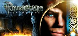 Banner artwork for Ravensword: Shadowlands.