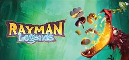 Banner artwork for Rayman® Legends.