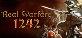 Banner artwork for Real Warfare 1242.