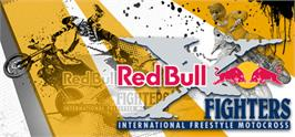 Banner artwork for Red Bull X-Fighters.