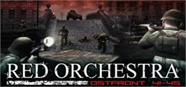 Banner artwork for Red Orchestra: Ostfront 41-45.
