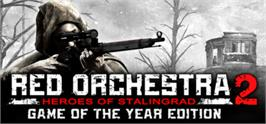 Banner artwork for Red Orchestra 2: Heroes of Stalingrad - GOTY.