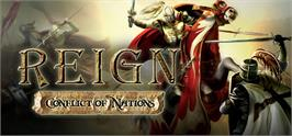 Banner artwork for Reign: Conflict of Nations.