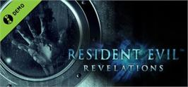 Banner artwork for Resident Evil: Revelations Demo.