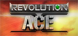 Banner artwork for Revolution Ace.